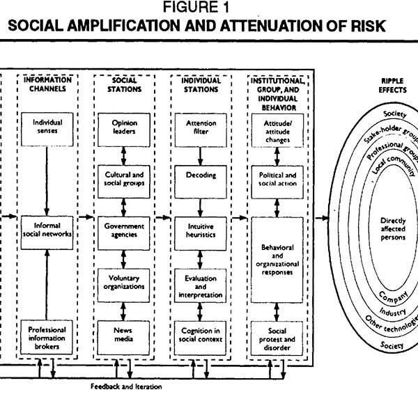 CLLR - The Social Amplification of Risk