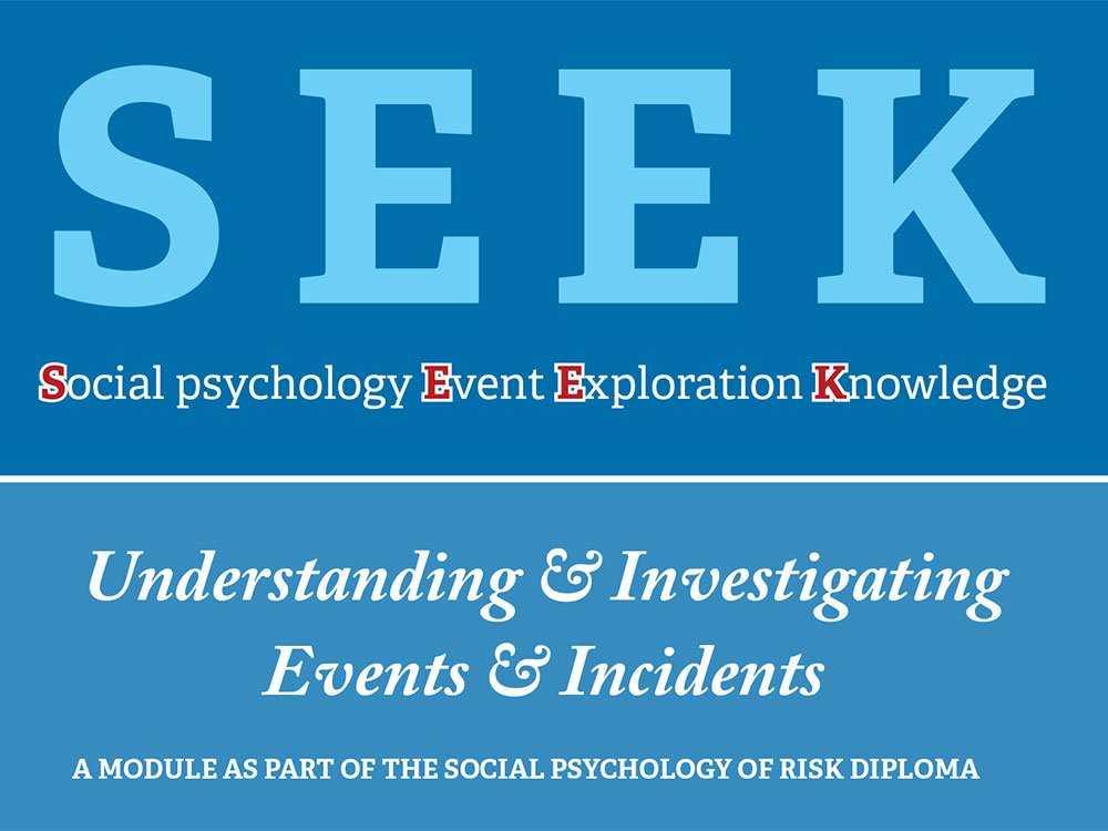 CLLR - Social psychology Event Exploration Knowledge (SEEK)