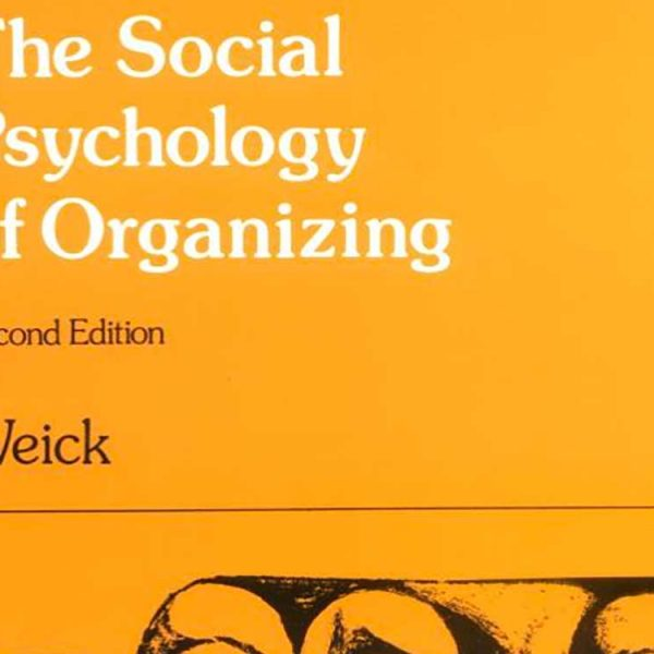 CLLR - The Social Psychology of High Reliability Organising